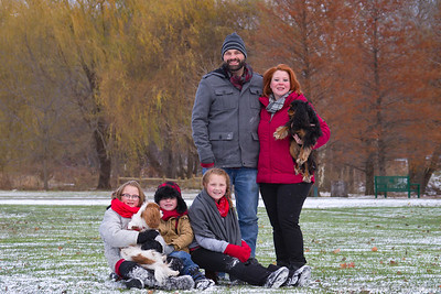 The Bischof's Holiday Session 2013