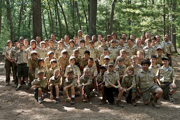 Boy Scout Summer Camp 2011