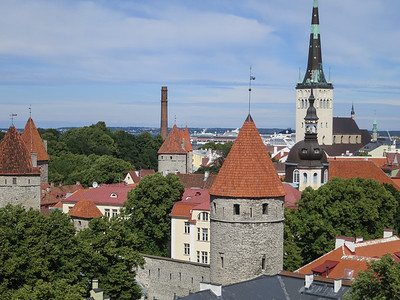 Tallinn, Estonia 2016