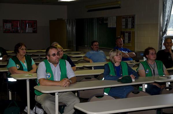 2012 Salem County CERT Communications Exercise