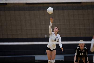 Outlaw Volleyball vs Cascade 10-07-2019
