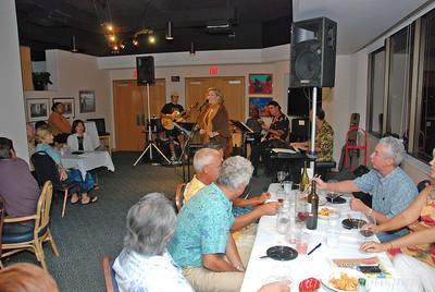 Anita Hall at the Honolulu Club