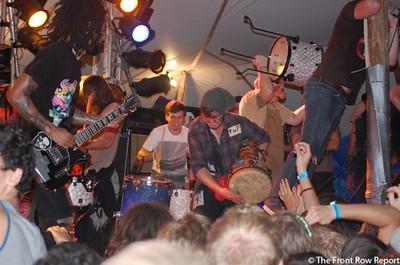 The Chariot @ Cornerstone Festival 2011