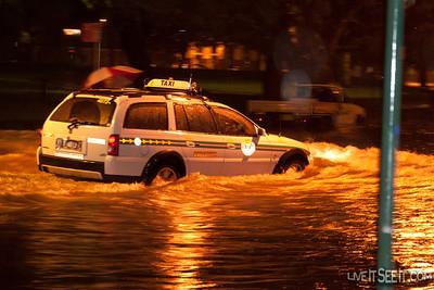 Localised Flooding - Sydney Feb 2010