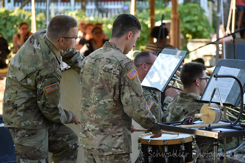 2018 - 126th Army Band Concert at the Zoo - Show Time by Heidi 190.JPG