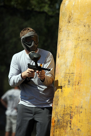 UPS Paintball Rally at Northside Sports