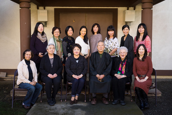 2014-11 Campbell Ikebana Group shot