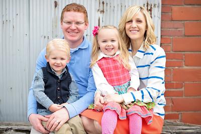 Yost Family- 2013