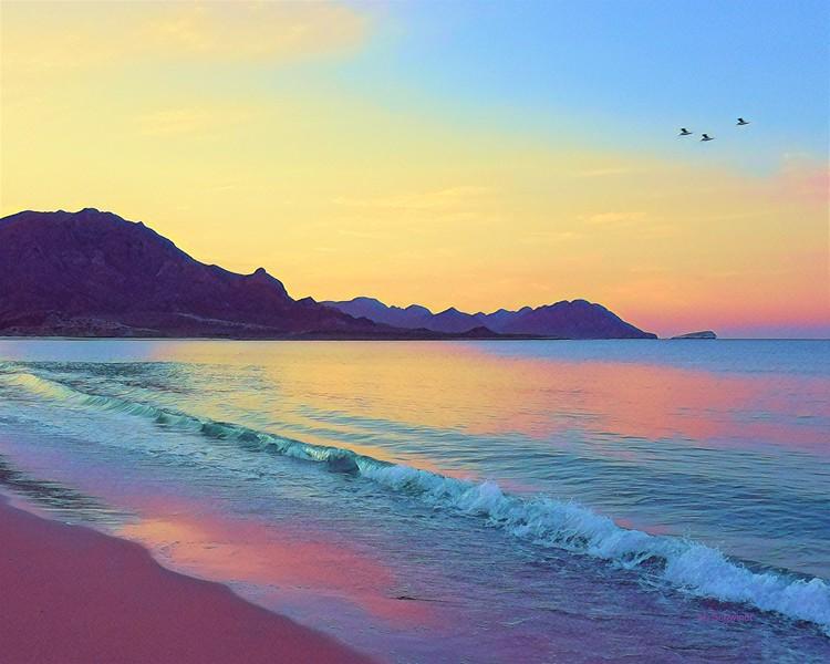 San Carlos sunrise