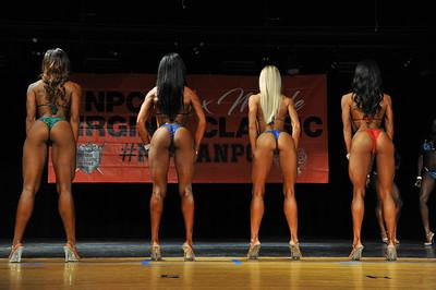 Bikini Comparison & Awards