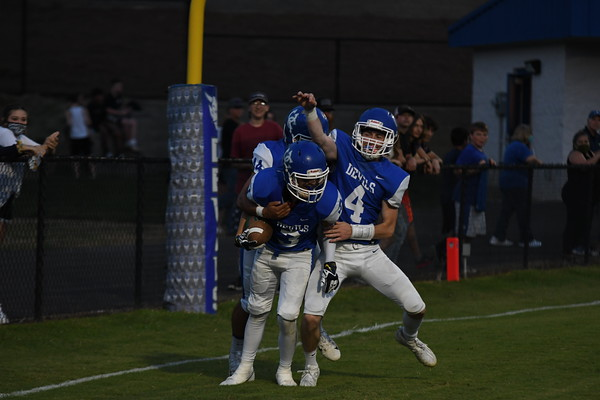 UCHS Football vs North Greene - September 2020