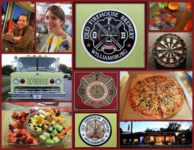 Old Firehouse Brewery Celebration 10.07.2016