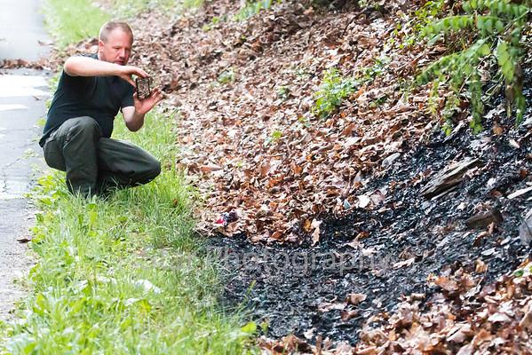 Arson Fire Investigation on Cripple Creek Road 06/30/16