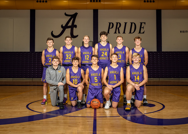 Boys Basketball Team 2019-2020