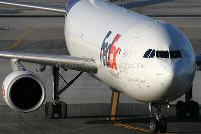 Airbus A300-600F