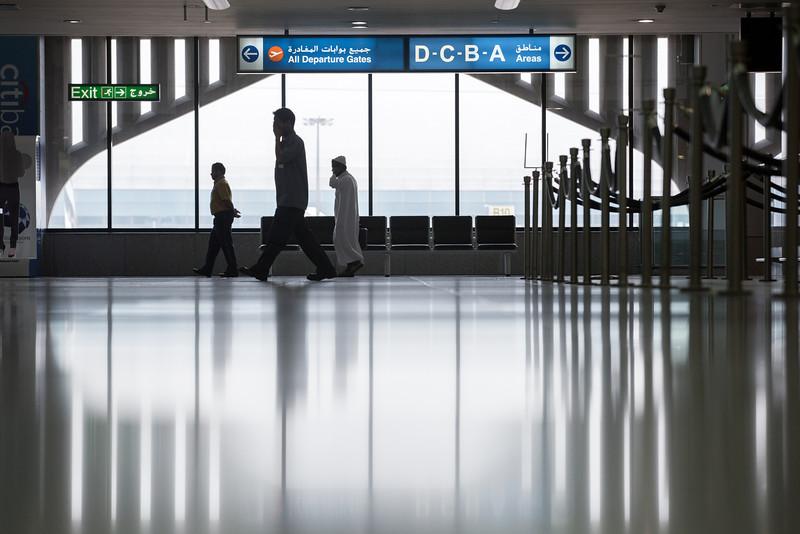 Dubai International Airport, Terminal 1