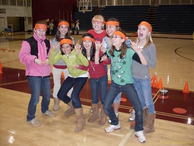 HIES 6th Grade: Viking Games