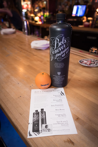 Salute to Ray Charles with Bols - Jazz and Genever