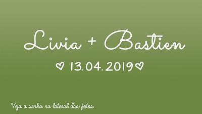 Livia & Bastien 13.04.2019