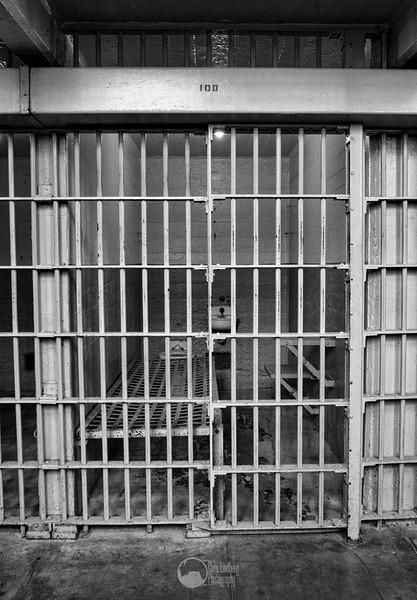 45 on Alcatraz