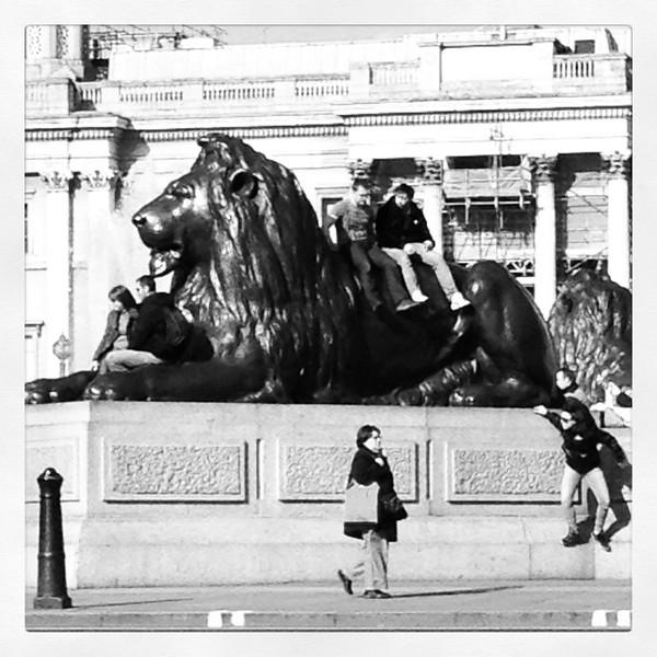 Trafalga Square, London