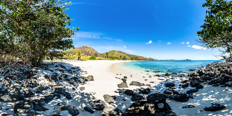 Dazzling Paradise Beach - Yasawa - Fiji Islands