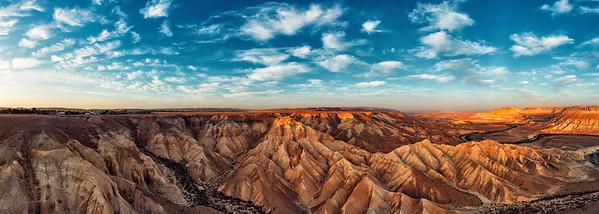 Israel Desert Panoramas May 2020