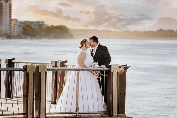 Aimee & Brendhan: Cotton Tree Wedding
