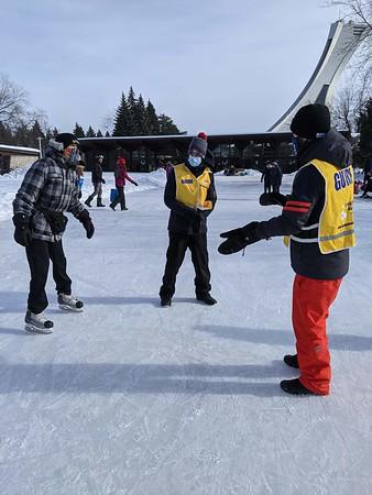 13 février - Patin parc Maisonneuve