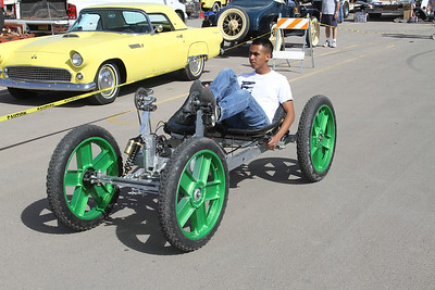 2012 RodRunners Car Show - Las Cruces, NM