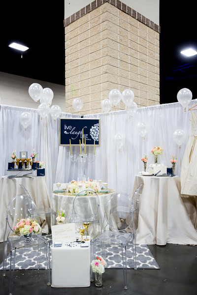 Live Laugh Love Bridal Show 2014