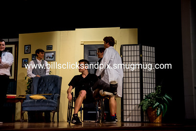 Harpeth Drama Senior Night