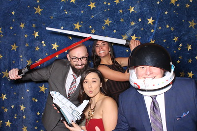 Cruise 2019 - Space Photo Booth