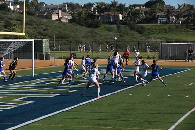 2015_03_12 Girls Soccer SoCal Div II Semifinals LCC 3 Win vs La Mirada 2 on PK 4-2
