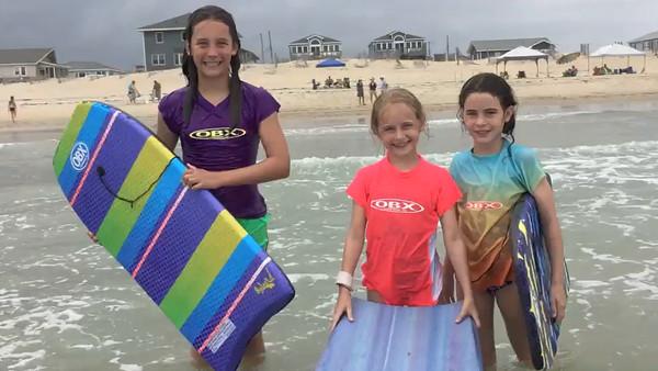 Catch a wave (OBX 2016)