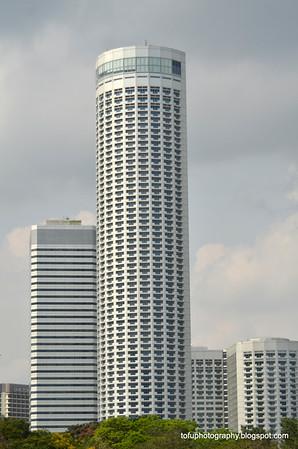 Singapore buildings - February 2014