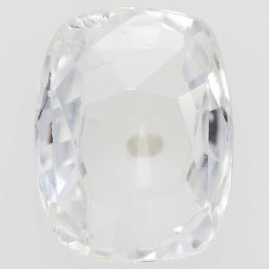 4.36 White Sapphire Old Cut unheated (Pcs-a05f)