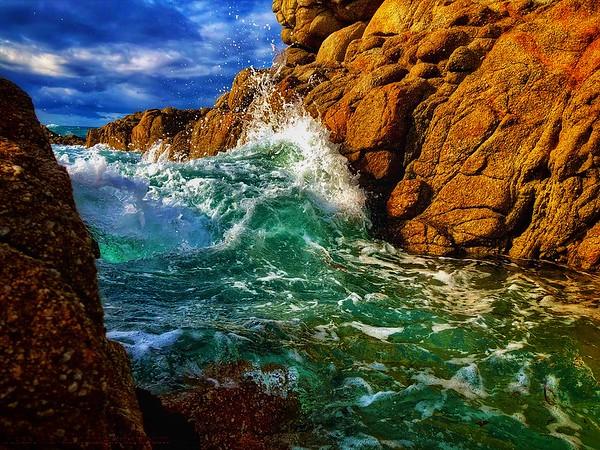 Heavy Waves