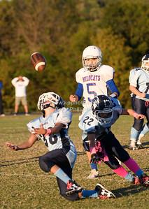 Middle School (7th) vs Franklin 10-8-16