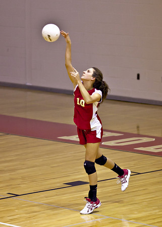 Hazleton at Redeemer Volleyball