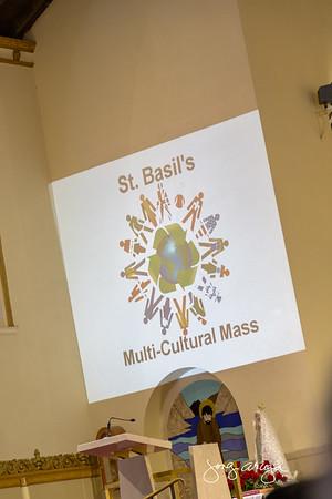 2014 St. Basil's Multi Cultural Mass