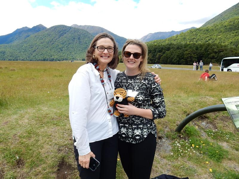 New Zealand - Jeanne Jemison