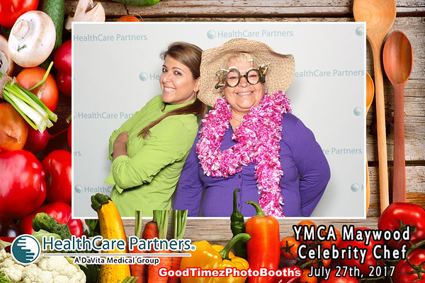 YMCA Maywood Celebrity Chef