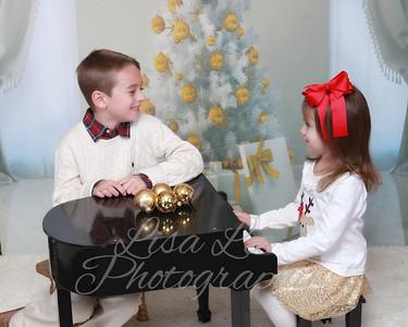 Luke and Ella
