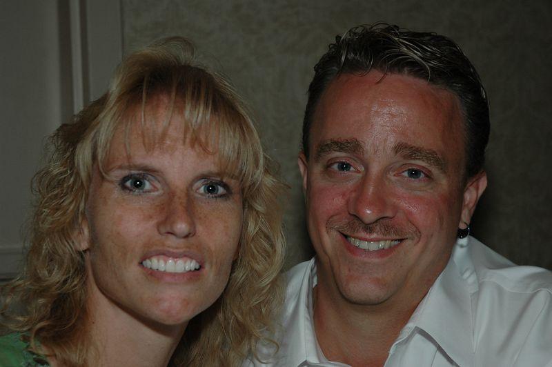 Randy and Raychel Broderick