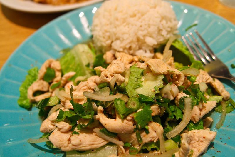 Yum Salad from Thai Papaya