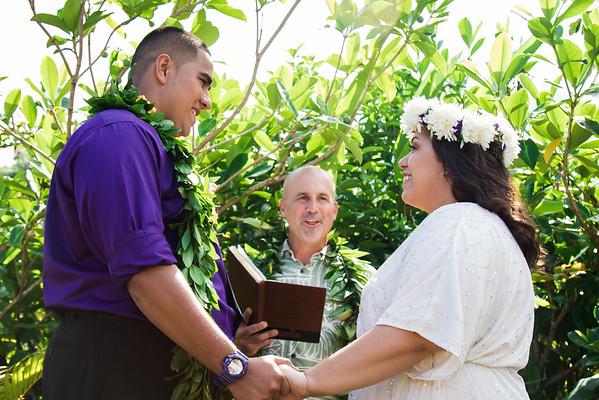 PUNI + KUI WEDDING