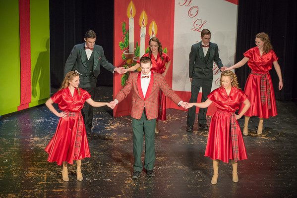 "Perham Community Musical ""White Christmas"