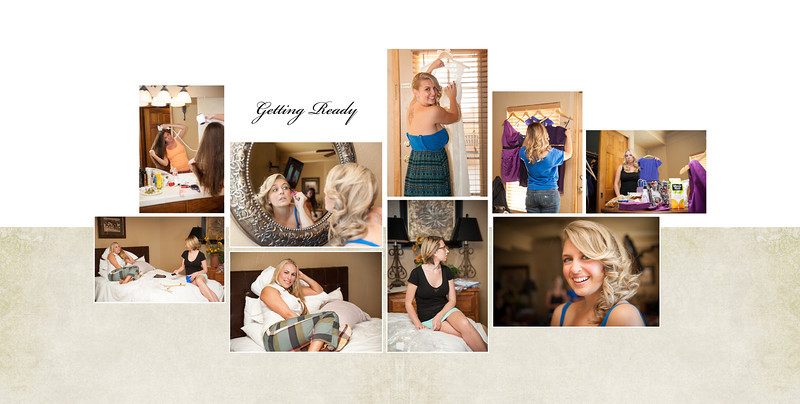 Kittle Wedding Album