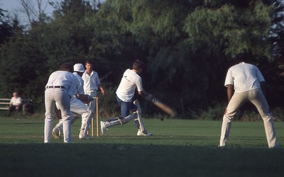 CCL vs Domino Print Cricket 1984